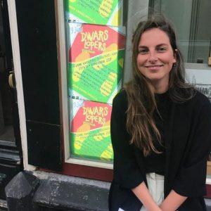 Elisabeth Ruigrok Haarlems Studenten Koor dwarslopers